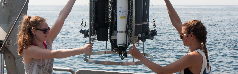water satellite technology