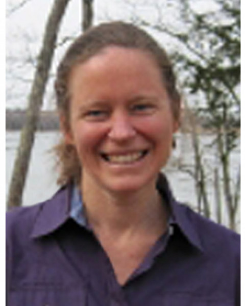 A headshot of Heidi Asbjornsen, associate professor in the Earth Systems Research Center.