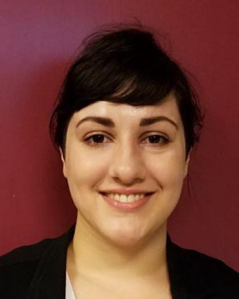 A headshot of Niharika Godbole, a graduate student with the Space Science Center.