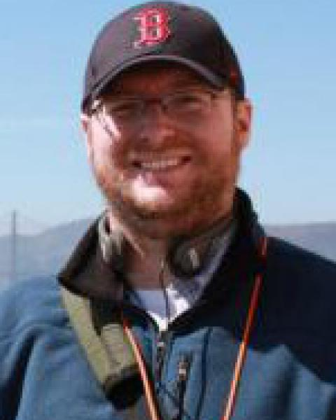 A headshot of Will Fessenden