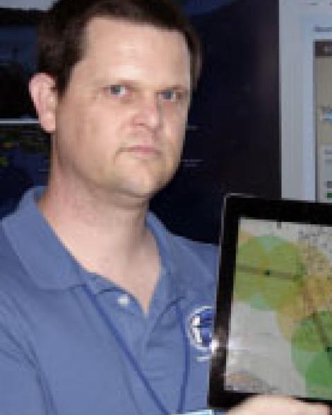 A headshot of Kurt Schwehr