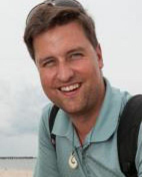A headshot of Arthur Trembanis