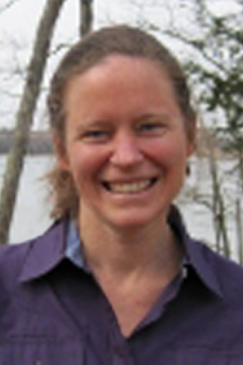 A headshot of Heidi Asbjornsen, associate professor in the Earth Systems Research Center.