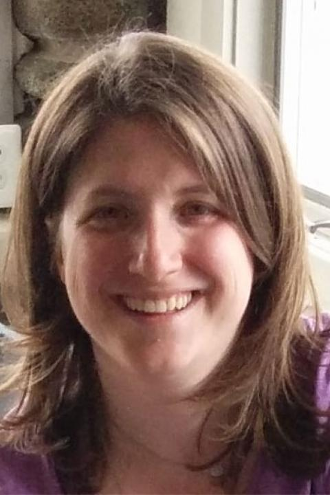 A headshot of Christina Herrick, a research scientist with the Earth Systems Research Center.