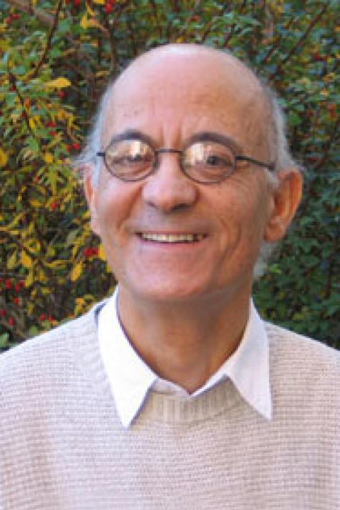 A headshot of Charles Farrugia, a research professor with the Space Science Center.