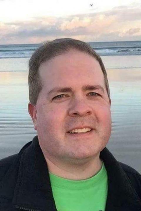 A headshot of Gary Desjardins, a senior grant accounting specialist.