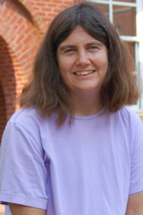 A headshot of Lynn Kistler, a professor in the Space Science Center.