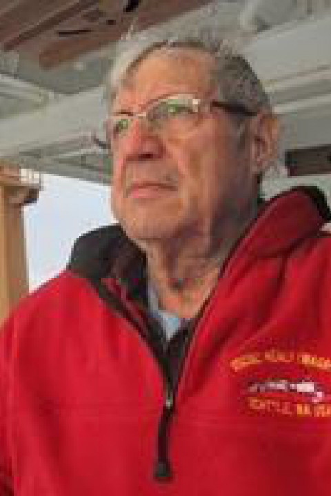 A headshot of John Hall