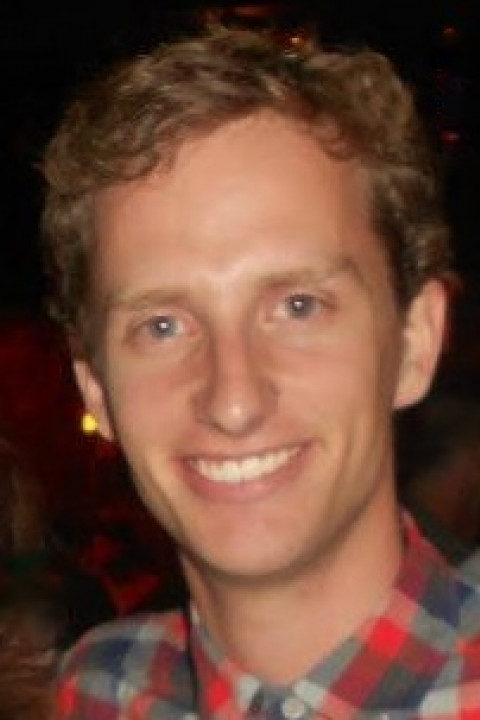 Andrew Robison, a graduate student in the Earth Systems Research Center.
