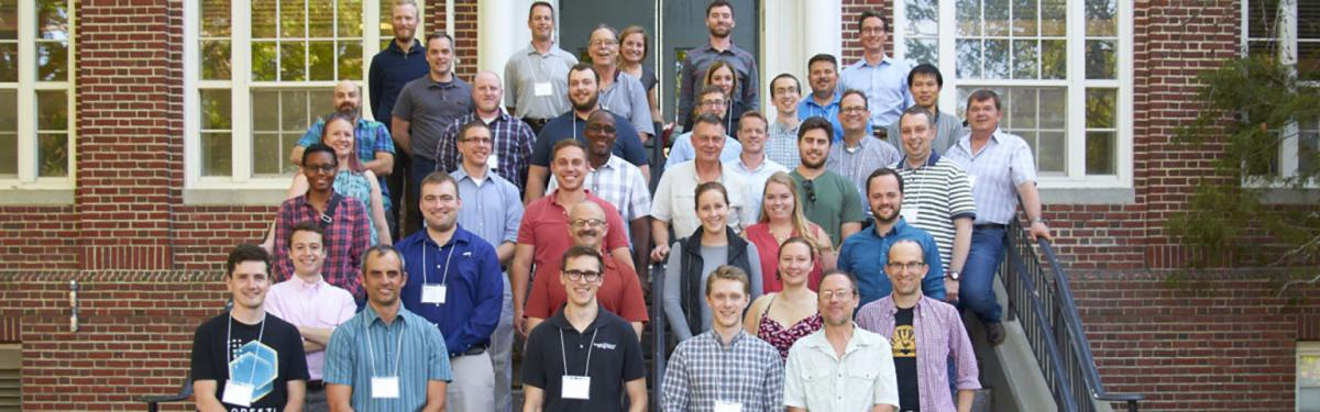 Marine Acoustics Short Course attendees.